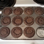 chocolate cupcakes (done)